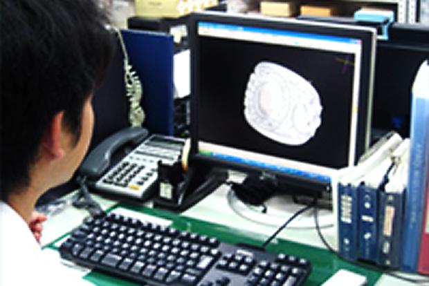 OEM制作 CADでデザイン