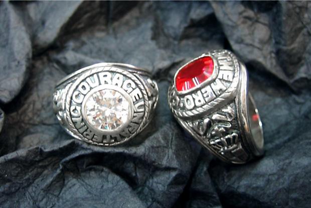 OEM final design rings