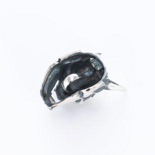 和風とその他のモチーフのデザインが特徴的な銀風ネックレス/ペンダントの商品写真です。型番:GP201008-01~08 画像その6