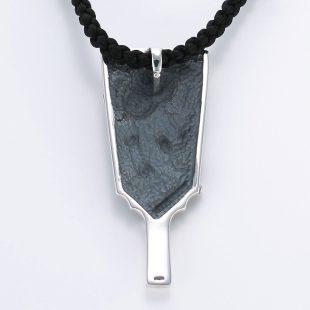 和風とその他のモチーフのデザインが特徴的な銀風ネックレス/ペンダントの商品写真です。型番:GP201009-01~06 画像その5