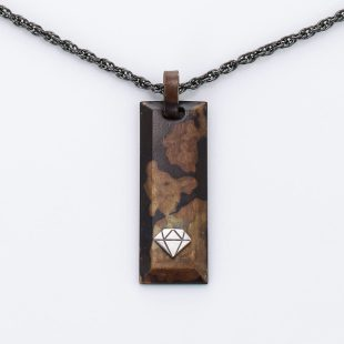 倭の色ネックレス/ペンダントの商品写真です。型番:BR201001-01~04 画像その2