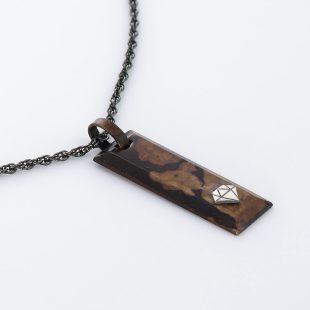 倭の色ネックレス/ペンダントの商品写真です。型番:BR201001-01~04 画像その4