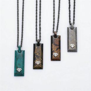 倭の色ネックレス/ペンダントの商品写真です。型番:BR201001-01~04 画像その6