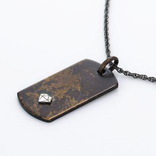 倭の色ネックレス/ペンダントの商品写真です。型番:BR201002-01~04 画像その3