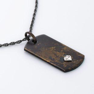 倭の色ネックレス/ペンダントの商品写真です。型番:BR201002-01~04 画像その4