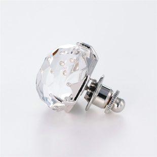 宝石クォーツ・水晶を使った花と和風のデザインが特徴的な和の彩根付・ピンズの商品写真です。型番:CR701001-01~02 画像その3