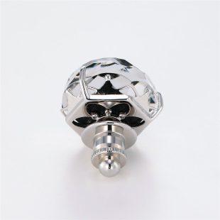 宝石クォーツ・水晶を使った花と和風のデザインが特徴的な和の彩根付・ピンズの商品写真です。型番:CR701001-01~02 画像その4