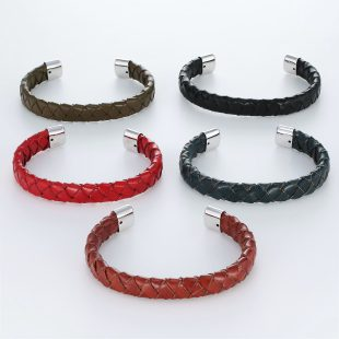 環の色ブレスレットの商品写真です。型番:LE401002-01~04 画像その5