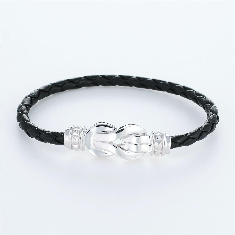 その他のモチーフのデザインが特徴的な環の色ブレスレットの商品写真です。型番:LE401004-01~03 画像その1