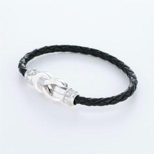 その他のモチーフのデザインが特徴的な環の色ブレスレットの商品写真です。型番:LE401004-01~03 画像その2