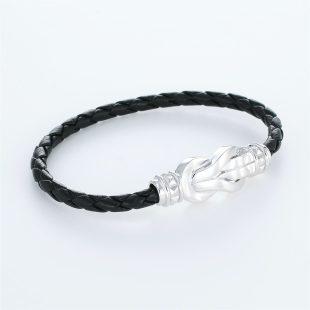 その他のモチーフのデザインが特徴的な環の色ブレスレットの商品写真です。型番:LE401004-01~03 画像その3