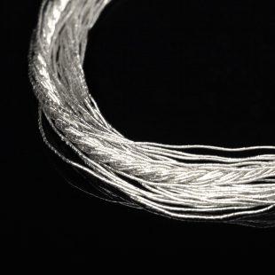 和の彩 金銀糸ブレスレットの商品写真です。型番:658-868 画像その2