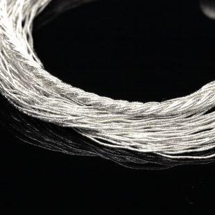 和の彩 金銀糸ブレスレットの商品写真です。型番:658-974 画像その2